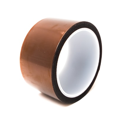 Bertech Kapton Polyimide Adhesive Tape,2 inches wide by 36 yards long (KPT-2)