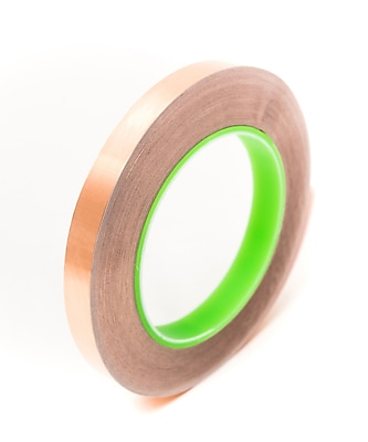Bertech Copper Conductive Tape, 3/4 inch wide by 36 yards long (CFT-3/4)