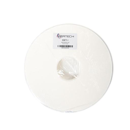 "Bertech Double Sided White PE Foam Tape 1//2/"" Wide x 36 Yards Long, 1//16/"" Thick"