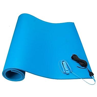 Bertech ESD Foam Mat Kit, 18in. X 30in., Blue (ESDFM-18X30BKT)