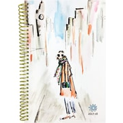 Bloom Daily Planners City Dreams 2017-18 Academic Planner (X001C-FNDX9)