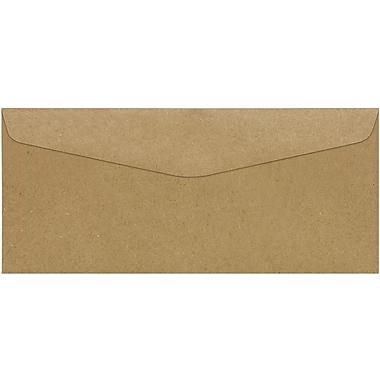 LUX #10 Regular Envelopes (4 1/8 x 9 1/2) 1000/Pack, Grocery Bag (4260-GB-1M)