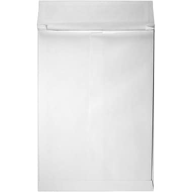 LUX 10 x 13 x 1 1/2 Expansion Envelopes 250/Pack, 32 lb. White Kraft (P101311232WK250)