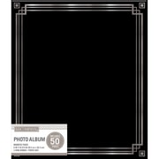 "K&Company Black Magnetic Binder Photo Album, 9.75""X11.25"" (30705852)"