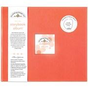 "Doodlebug Coral Storybook Album, 12"" x 12"" (DBSBA12-5721)"