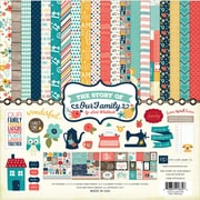 "Echo Park Paper The Story Of Our Family Collection Kit, 12"" x 12"" (TSY92016)"