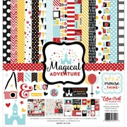"Echo Park Paper Magical Adventure Collection Kit, 12"" x 12"" (MA109016)"