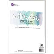 """Prima Marketing  Watercolor Paper Pad 8.5"""" x 11"""", 20/Pkg (847746)"""