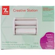 "Xyron Creative Station Laminate/Adhesive Cartridge, 5"" x 18' (51020800)"