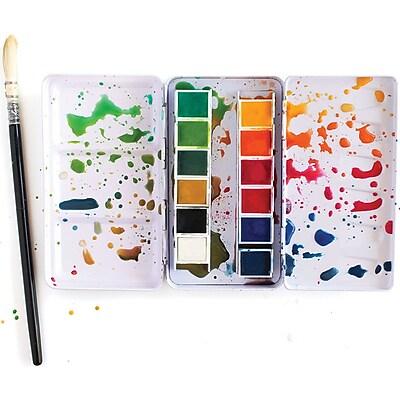 Bella Blvd Shanna's Favorites Illustrated Faith Basics Watercolors (IB1420)