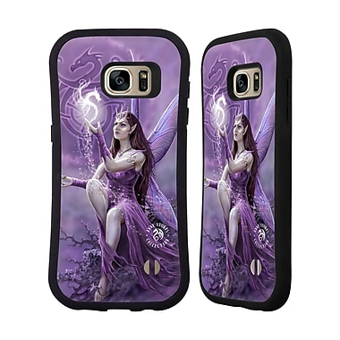 Official Anne Stokes Fairies Celtic Hybrid Case For Samsung Galaxy S7 Edge