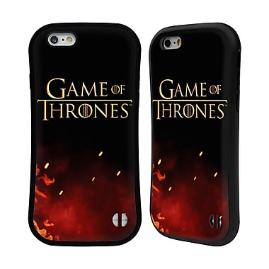 Official HBO Game Of Thrones Key Art Logo Hybrid Case For Apple Iphone 6 / 6S
