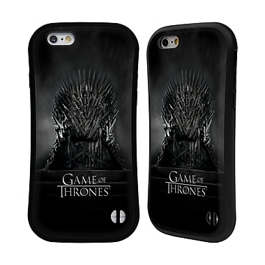 Official HBO Game Of Thrones Key Art Iron Throne Hybrid Case For Apple Iphone 6 / 6S
