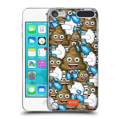 Official Emoji Full Patterns Poop Hard Back Case For Ipod Touch 5th Gen / 6th Gen