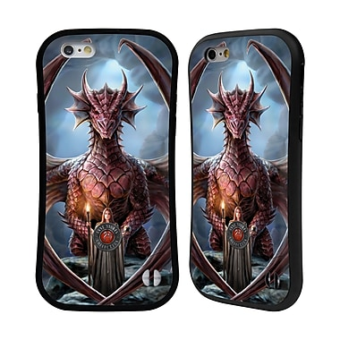 Official Anne Stokes Dragon Friendship Guardian Hybrid Case For Apple Iphone 6 / 6S