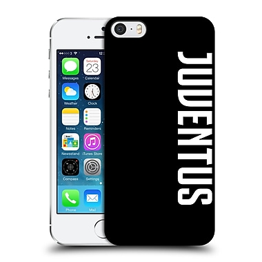 Official Juventus Football Club Lifestyle 2 Logotype Hard Back Case For Apple Iphone 5 / 5S / Se