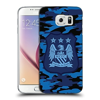 Official Manchester City Man City Fc Camou Away Colourways One Colour Hard Back Case For Samsung Galaxy S6