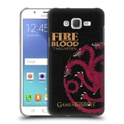 Official HBO Game Of Thrones House Mottos Targaryen Hard Back Case For Samsung Galaxy J7
