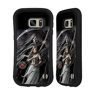 Official Anne Stokes Gothic Summon The Reaper Hybrid Case For Samsung Galaxy S7