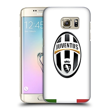 Official Juventus Football Club Crest Italia White Hard Back Case For Samsung Galaxy S7 Edge