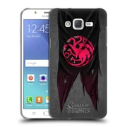 Official HBO Game Of Thrones Sigil Flags Targaryen Hard Back Case For Samsung Galaxy J7