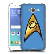 Official Star Trek Uniforms And Badges Tos Sciences Solo Hard Back Case For Samsung Galaxy J7