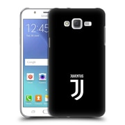 Official Juventus Football Club Lifestyle 2 Plain Hard Back Case For Samsung Galaxy J7