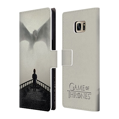 Official HBO Game Of Thrones Key Art Vengeance Leather Book Wallet Case Cover For Samsung Galaxy S7 Edge