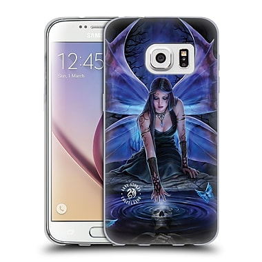 Official Anne Stokes Fairies Immortal Flight Soft Gel Case For Samsung Galaxy S7