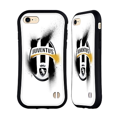 Official Juventus Football Club Crest Overspray Hybrid Case For Apple Iphone 7 / 8