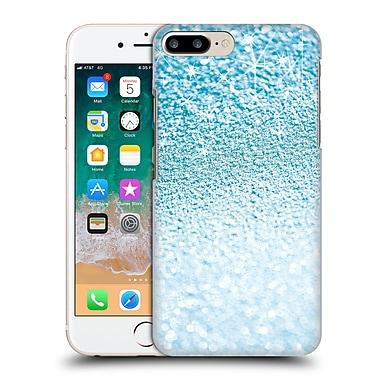 Official Monika Strigel Glitters Blue Hard Back Case For Apple Iphone 7 Plus / 8 Plus