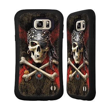 Official Anne Stokes Skull Pirate Hybrid Case For Samsung Galaxy Note5 / Note 5