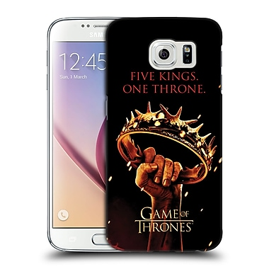 Official HBO Game Of Thrones Key Art One Throne Hard Back Case For Samsung Galaxy S6