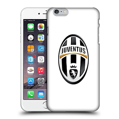 Official Juventus Football Club Crest Logo White Hard Back Case For Apple Iphone 6 Plus / 6S Plus