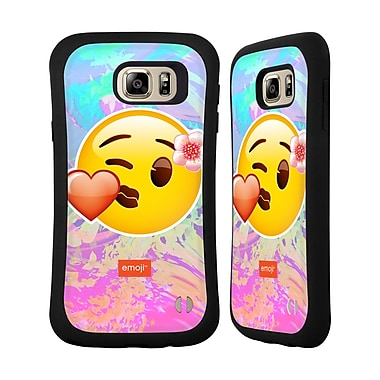 Official Emoji Solos Kiss Hybrid Case For Samsung Galaxy Note5 / Note 5