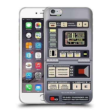 Official Star Trek Gadgets Tng Tricorder Soft Gel Case For Apple Iphone 6 Plus / 6S Plus
