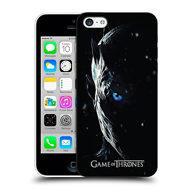 Official HBO Game Of Thrones Season 7 Key Art Night King Hard Back Case For Apple Iphone 5C