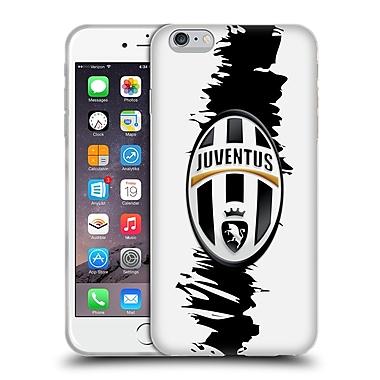 Official Juventus Football Club Crest Slash Soft Gel Case For Apple Iphone 6 Plus / 6S Plus