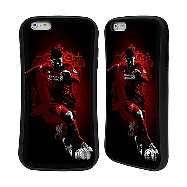 Official Liverpool Football Club Red Pride Firmino Hybrid Case For Apple Iphone 6 Plus / 6S Plus
