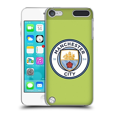 Official Manchester City Man City Fc Badge Kit 2016/17 Home Goalkeeper Hard Back Case For Ipod Touch 5th Gen / 6th Gen