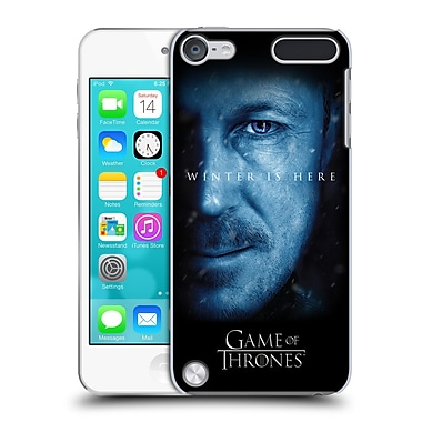 Official HBO Game Of Thrones Winter Is Here Petyr Baelish Hard Back Case For Ipod Touch 5th Gen / 6th Gen