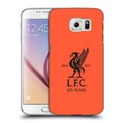 Official Liverpool Football Club Kit 2017/18 Liver Bird Third Shirt Hard Back Case For Samsung Galaxy S6