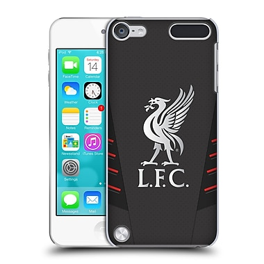 Official Liverpool Football Club Kit 2016/17 Liver Bird Away Shirt Hard Back Case For Ipod Touch 5th Gen / 6th Gen