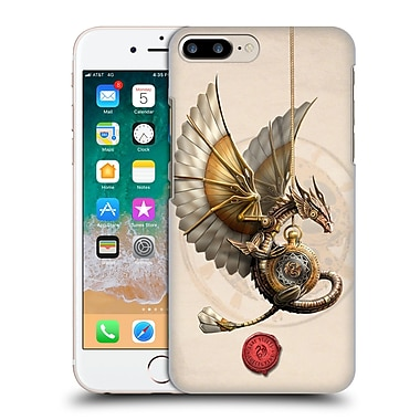 Official Anne Stokes Steampunk Clockword Dragon Hard Back Case For Apple Iphone 7 Plus / 8 Plus
