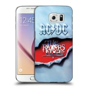 Official AC/DC Acdc Album Art The Razors Edge Hard Back Case For Samsung Galaxy S6