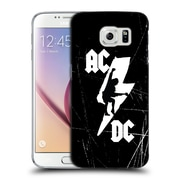 Official AC/DC Acdc Iconic Bolt Hard Back Case For Samsung Galaxy S6