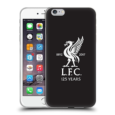 Official Liverpool Football Club Kit 2017/18 Away Goalkeeper Shirt Soft Gel Case For Apple Iphone 6 Plus / 6S Plus