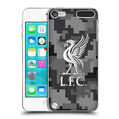 Official Liverpool Football Club Digital Camouflage Away Colours Hard Back Case For Ipod Touch 5th Gen / 6th Gen