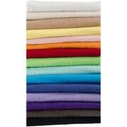 """Greatex Mills Aqua Blue Basic Solid Flannel Fabric 42"""" Wide, 4yd Cut (GTXCZ4-AQU)"""