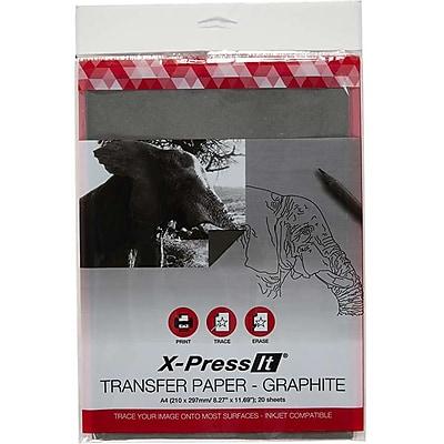 Copic Marker Graphite Transfer Paper A4, 20/Pkg (XPTPA4-GA)